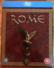 The Complete Collection: Rome (Blu Ray Discs, Seasons 1 and 2, 2009)