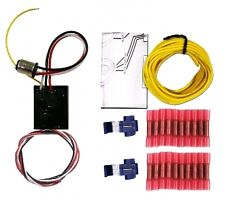 Sequential LED Tail Light Module Kit / Sequentially Blinks 3 LED Tail Lamps
