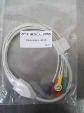 LR Zoll Medical 001836-U Welch Allyn Detachable 6 Leadwire Set