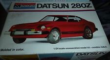 MONOGRAM DATSUN 280Z 1/24 1976 Model Car Mountain KIT OPEN