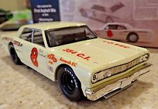 1/24 RCCA ACTION DALE EARNHARDT #8 First Asphalt Win 1964 Chevelle