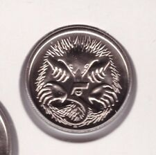 1991 Five Cent Coin - Uncirculated - Taken from Mint Set