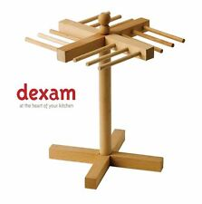 Dexam Wooden Table Top Pasta Spaghetti Drying Rack 17771030