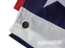3x5FT USA US U.S. American Flag Sewn Stripes Stars Brass Grommets