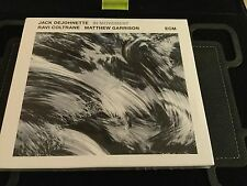 Jack DeJohnette - In Movement.  ECM  label (CD 2016) Sealed