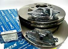 MEYLE Front Brake Pads & Discs for VW T5 Transporter Van & Caravelle 309mm 04-14