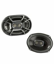 "Polk Audio DB692 DB+ 6""x9"" Three-Way Speakers With Marine Certification"