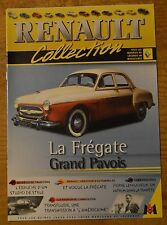 Fascicule Renault Collection, M6 Editions, n°7, Renault Frégate Grand Pavois