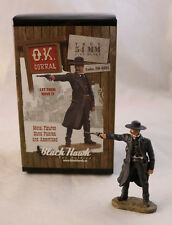 Black Hawk Toy Soldier OK Corral-Let Them Have it-Hand Painted Figurine FW-0301