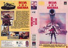 BELVA DI GUERRA The Beast (1988) VHS ORIGINALE 1ª EDIZIONE 1989