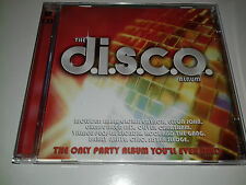 The D.I.S.C.O. Album(2003 2xCD) 40Tracks Abba/Chic/Sylvester/Shalamar/Summer 70s