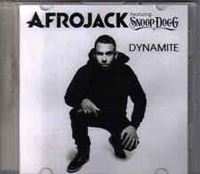 Afrojack-Dynamite Promo cd single