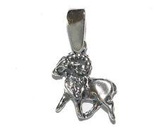 Anhänger Sternzeichen - Widder - aus Silber 925 - Für Halskette bis 4mm ! TOP