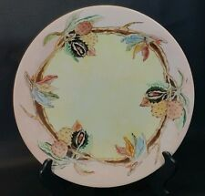 Beautiful Old Hand Painted Limoges Artist Signed Decorative Plate