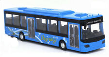 1:50 Alloy bus Pull Back Toys Bus Child The City Bus Model With Light And Music