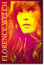 FLORENCE AND THE MACHINE PHOTO PRINT POSTER GIFT WELCH