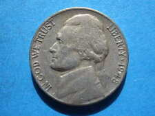 1948-D Jefferson Nickel   vf   from a sharp collection