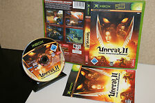 Unreal II - The Awakening (Microsoft Xbox, 2004, DVD-Box)