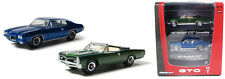 1:64 Pontiac GTO Pontiac 1967 1971 2-Pack By Greenlight