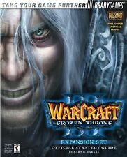 Warcraft(R) III: The Frozen Throne(TM) Official Strategy Guide (Official...