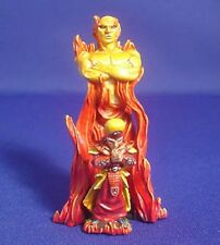 RAFM Miniatures Fire Elemental And Fire Mage