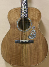 Martin Limited Edition SS-OM Vine-16 Acoustic Guitar #21 of 35 Produced