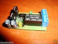 DC MOTOR REVERSE POLARITY CYCLIC TIMER SWITCH TIME REPEATER 700/300s 2A 12V