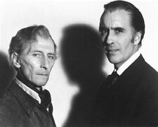 PETER CUSHING AS PROFESSOR VAN HELS Poster Print 24x20""