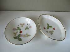 Wedgwood Wild Strawberry Pin Tray x 2 first quality