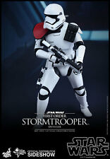 "Hot Toys Star Wars Force Awakens First Order Stormtrooper Officer 1/6 12"" Figure"