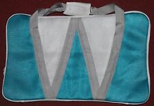 Nintendo Wii Fit Balance Board CARRY BAG Turquoise 30 x 53 Cm Laptop Gym Kit NEW
