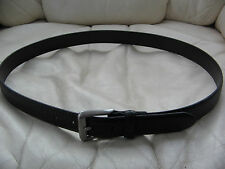 Men's Brown Genuine LEATHER BELT  sz 40