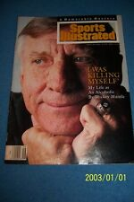 94 Sports Illustrated NEW YORK Yankees MICKEY MANTLE No Label IM KILLING MYSELF