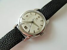 "GENT'S VINTAGE CAL.353 OMEGA SEAMASTER CALENDAR ""BUMPER"" AUTOMATIC RARE DIAL"