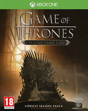 Game Of Thrones Season 1 XBOX ONE IT IMPORT U & I ENTERTAINMENT LIMITED