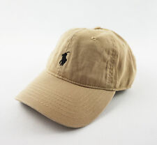 Polo Style Baseball Cap With Fine Embroidery Small Pony Logo Cotton Sun Hat #16
