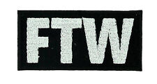 FTW CLASSIC F*ck SONS OF F.T.W BIKER ANARCHY GANG  Iron on Motorcycle
