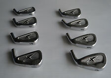Callaway 2007 X Forged Irons Heads 3-PW Nice! 6175