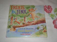 Trixie and Jinx by Dean Koontz **SIGNED**