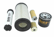 Filter Service Kit Fits TAKEUCHI TB108, TB016, TB014 Mini Diggers Excavators