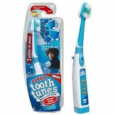 """Tooth Tunes Battery Powered Toothbrush - Corbin Bleu """"Push it to the Limit"""""""