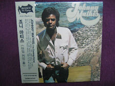JOHNNY MATHIS / I'm Coming Home MINI LP CD NEW Thom Bell , Linda Creed