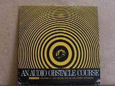 AUDIO OBSTACLE COURSE - SHURE LP TTR 101