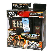 Paper Jamz Pro Series Microphone and Effects Amp - Red  WowWee Pro Series NEW