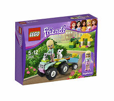 Lego Friends Stephanie Mobile rescate animal (3935)