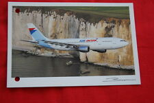 AVIATION- AIRBUS INDUSTRIE A 300 GUY BROCHOT  N°22 BIS CARTE POSTALE