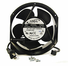 "6-3/4"" x 5-7/8"" x 2"" New Case Fan 110V 115V 120V AC 210CFM Ball 170mm  270*"