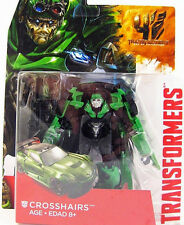 Transformers Hasbro Movies 4 Age of Extinction AOE Deluxe CROSSHAIRS