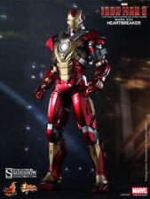 HOT TOYS IRON MAN 3 HEARTBREAKER MARK 17 XVII 1/6 12IN FIGURE NEW