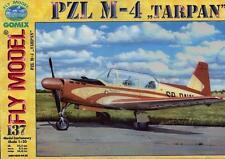 Gomix fly 137-polaco schulflugzeug PZL m-4 Tarpan 1:33